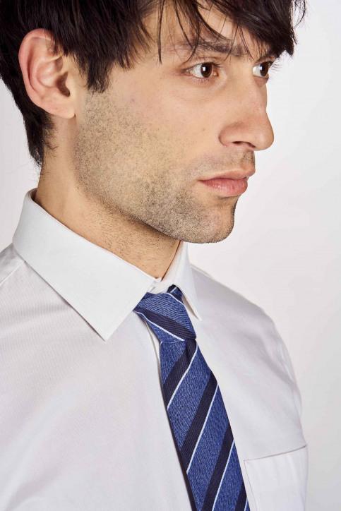 Cravates bleu MDB191MA 009_NAVY img2