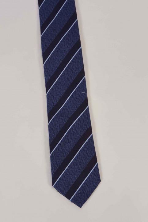 Cravates bleu MDB191MA 009_NAVY img3