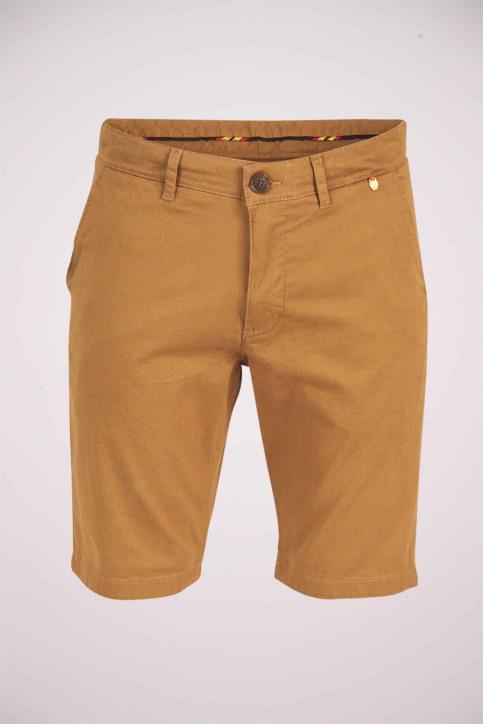 Le Fabuleux Marcel De Bruxelles Shorts brun MDB191MT 012_RUBBER img1