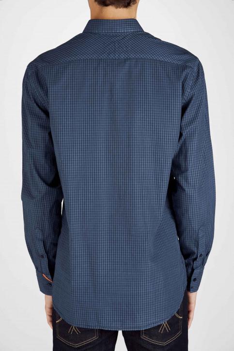 Le Fabuleux Marcel De Bruxelles Hemden (lange mouwen) blauw MDB192MT 022_NAVY img6