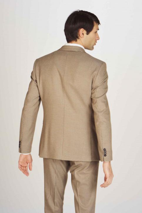 Le Fabuleux Marcel de Bruxelles Blazers brun MDB193MT 007_BROWN img3