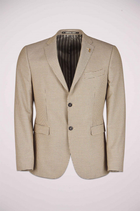 Le Fabuleux Marcel de Bruxelles Blazers brun MDB193MT 007_BROWN img6