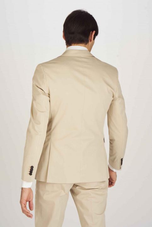 Le Fabuleux Marcel de Bruxelles Blazers beige MDB193MT 011_BEIGE img3