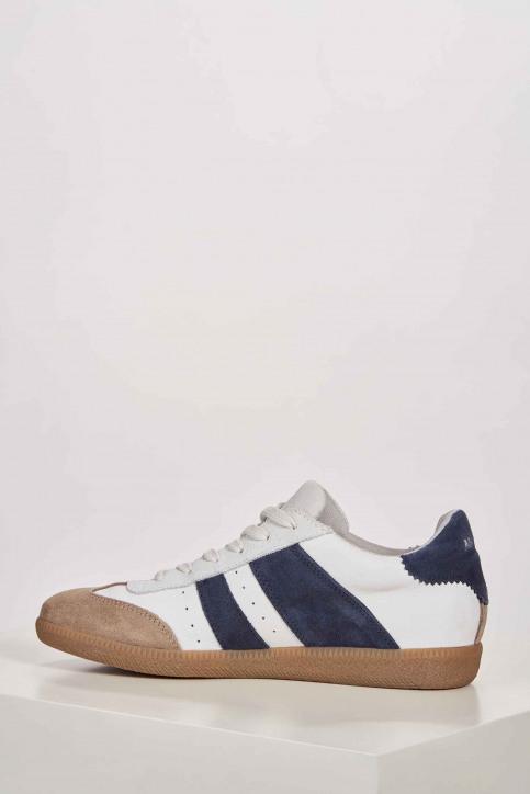 Le Fabuleux Marcel De Bruxelles Sneakers wit MDB201WA 002_WHITE img3