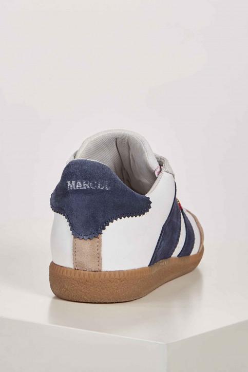 Le Fabuleux Marcel De Bruxelles Sneakers wit MDB201WA 002_WHITE img4