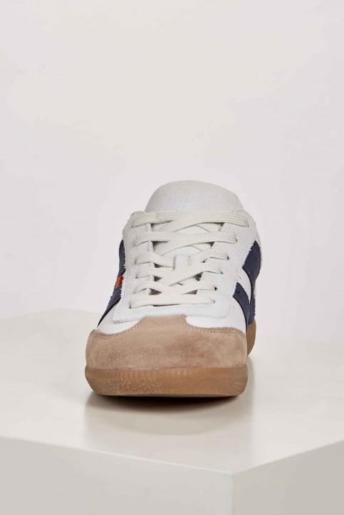 Le Fabuleux Marcel De Bruxelles Sneakers wit MDB201WA 002_WHITE img5