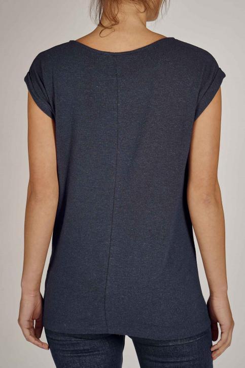 Le Fabuleux Marcel De Bruxelles T-shirts (korte mouwen) blauw MDB201WT 004_NAVY img6