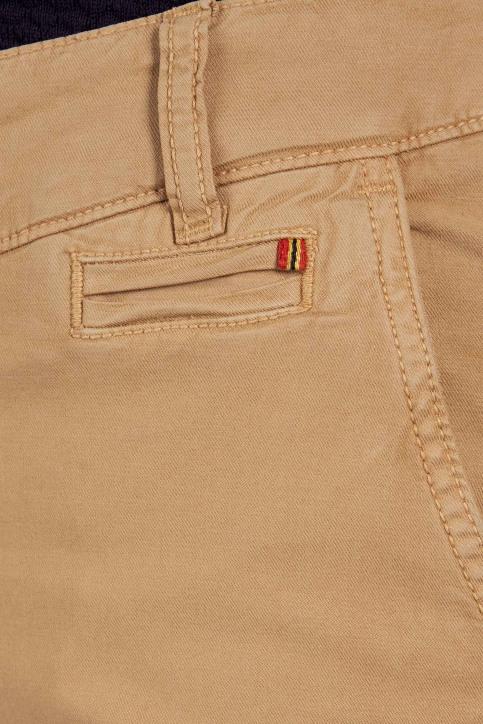 Le Fabuleux Marcel De Bruxelles Cargobroeken bruin MDB201WT 018_ICED COFFEE img4