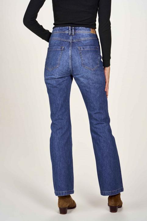 Le Fabuleux Marcel De Bruxelles Jeans bootcut denim MDB204WT 011_DENIM img3