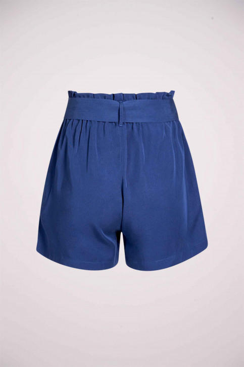 Le Fabuleux Marcel De Bruxelles Shorts blauw MDB213WT 007_BLUE DEPTHS img4