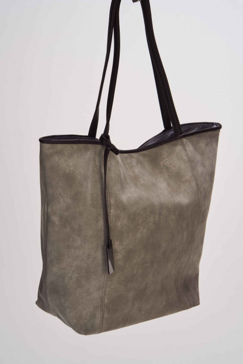 Tom Tailor Sacoches gris MILA SHOPPER_70GREY img4