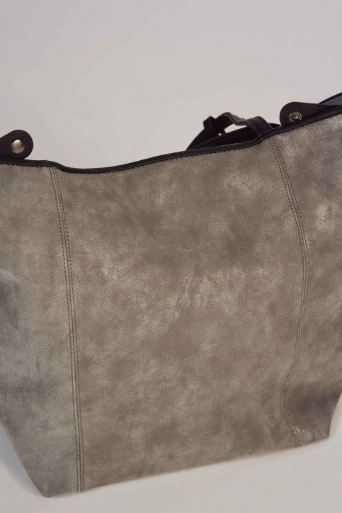Tom Tailor Sacoches gris MILA SHOPPER_70GREY img5