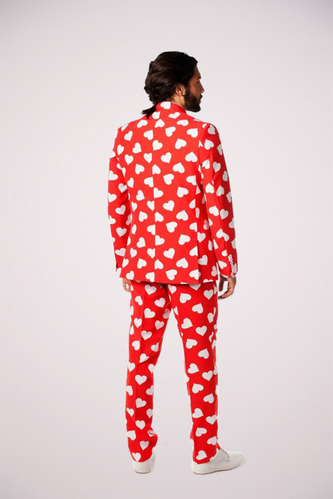 Opposuits Costumes carnaval rouge MR LOVER LOVER_0003 img4