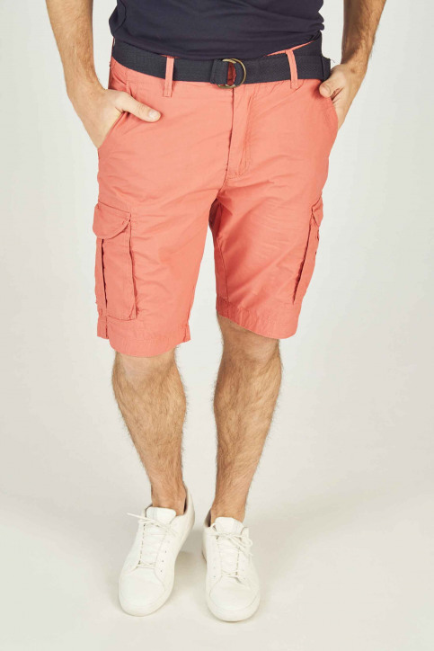 Petrol Shorts rood MSS19SHO500_3082 FADED RED img1
