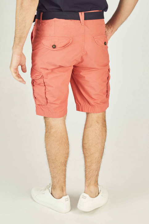 Petrol Shorts rood MSS19SHO500_3082 FADED RED img3