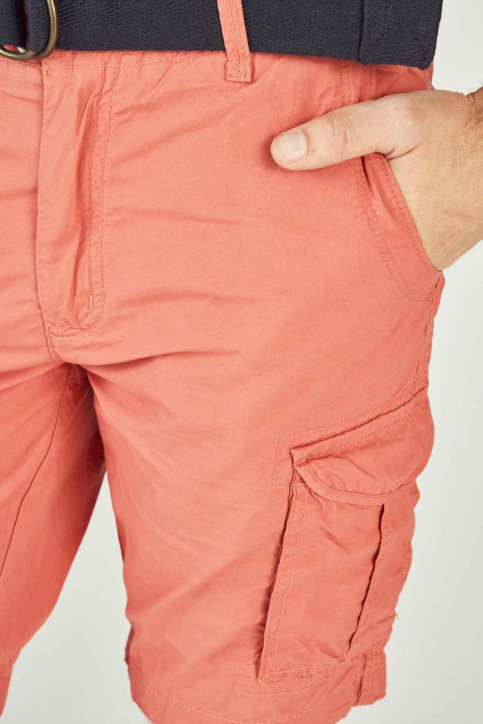 Petrol Shorts rood MSS19SHO500_3082 FADED RED img4