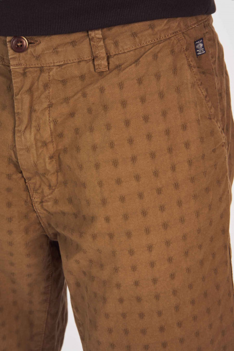 Petrol Industries® Shorts brun MSS19SHO524_7052 SEPIA img4