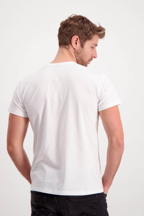 Musketon T-shirts (manches courtes) blanc MUS TS FORZA_WHITE img3