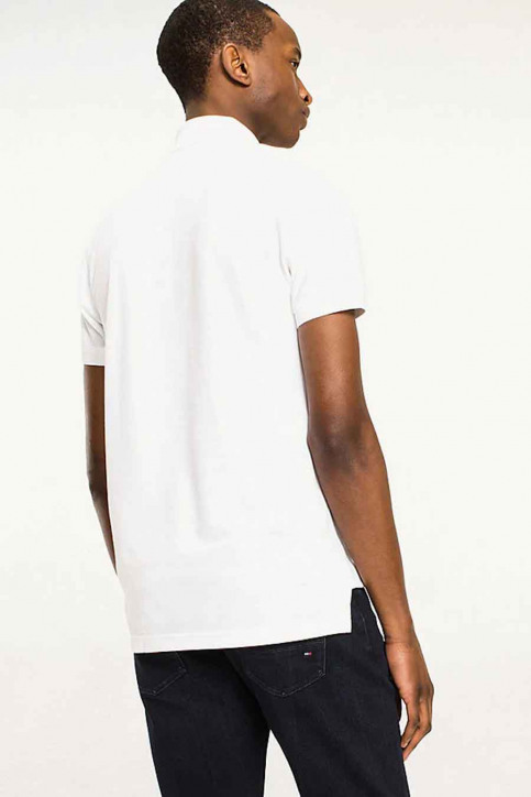 Tommy Jeans Polo's wit MW0MW04975_100 BRIGHT WHIT img2