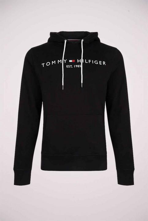Tommy Jeans Sweats avec capuchon noir MW0MW10752_403 SKY CAPTAIN img5