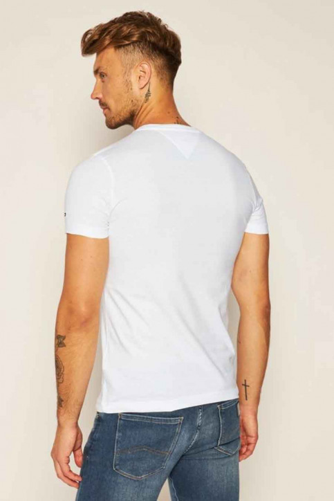 Tommy Jeans T-shirts (manches courtes) blanc MW0MW14311_YBR WHITE img3