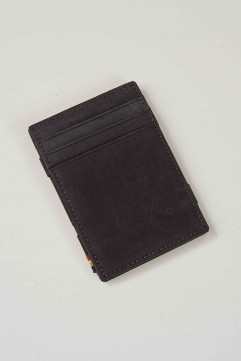 Portemonnees zwart MWCS1CB_CARBON BLACK img2