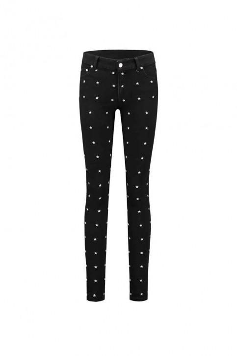 Nikkie Jeans skinny denim N2255 1705 BETTY STA_8503 BLACK DENI img1