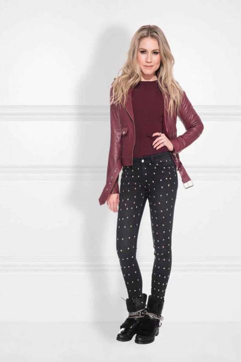 Nikkie Jeans skinny denim N2255 1705 BETTY STA_8503 BLACK DENI img2