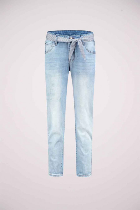 Nikkie Jeans boyfriend denim N2849 1802 BAILA SCA_8131 WASH LIGHT img3