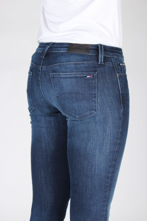 Tommy Jeans Jeans skinny denim NORA_989DARK STR img3