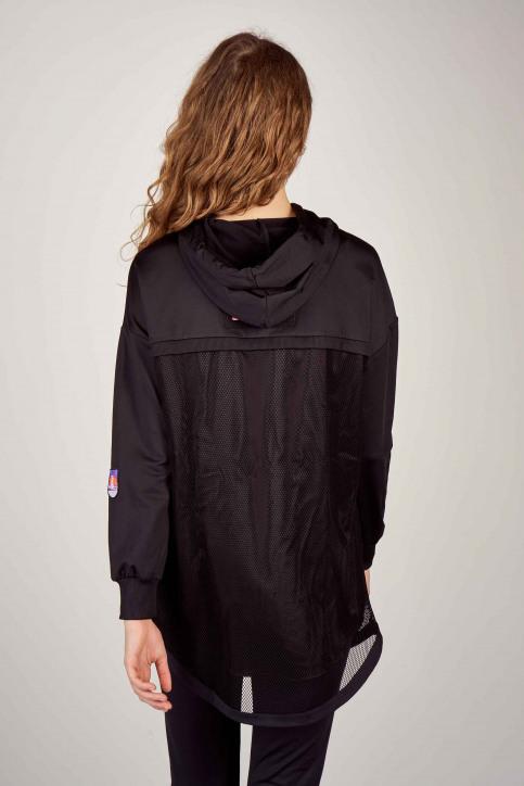 Guess® Sweaters met kap zwart O0BA54KA3A0_JBLK JET BLACK img3