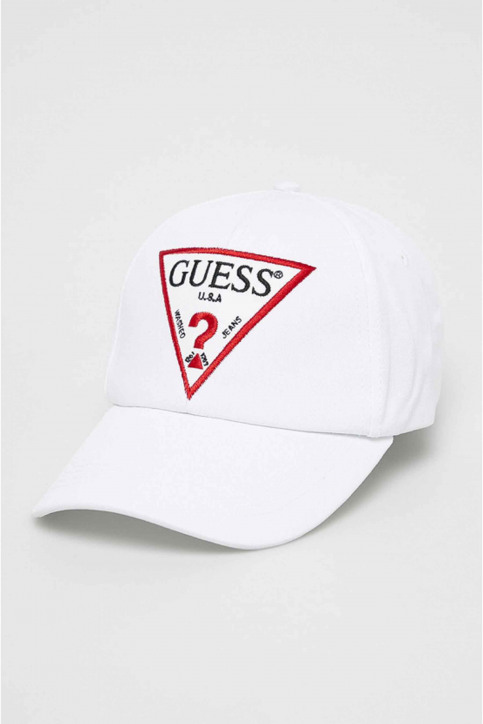 GUESS Casquettes blanc O94Z05WO04P_A009 img1