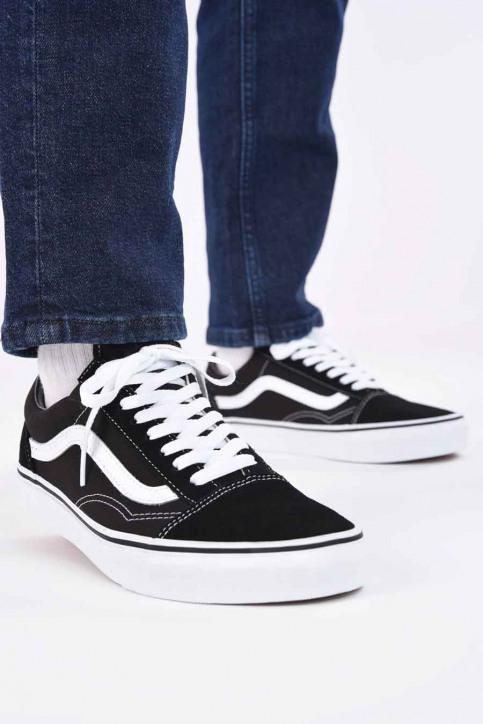 Vans Schoenen (unisex) zwart OLD SKOOL_BLACKWHITE img1