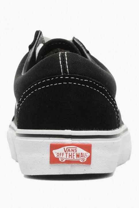 Vans Schoenen (unisex) zwart OLD SKOOL_BLACKWHITE img4