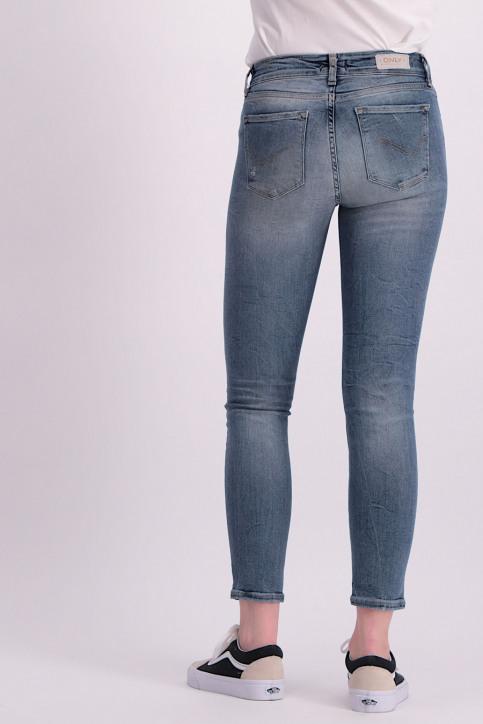 ONLY Jeans skinny denim ONLALBA REG SK ANK_BL203MED B DES img3