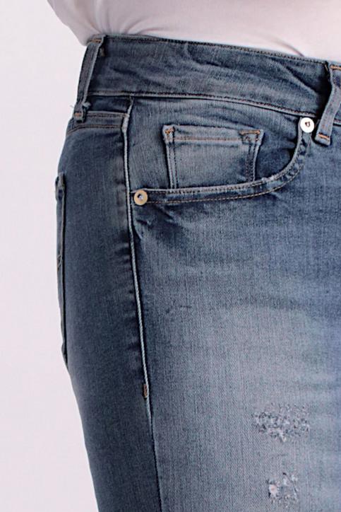 ONLY Jeans skinny denim ONLALBA REG SK ANK_BL203MED B DES img6