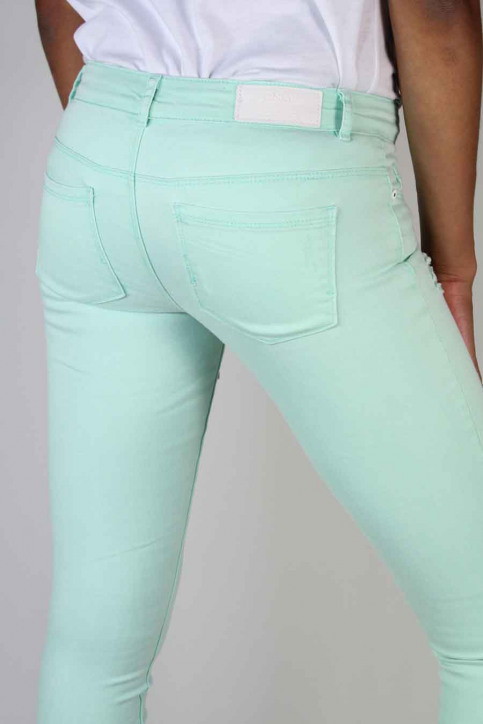 ONLY Jeans skinny groen ONLCORAL SUPERLOW SK_BAY img4