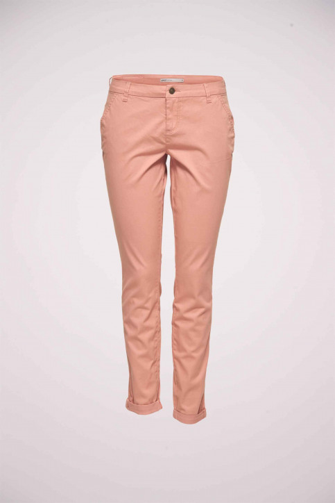 ONLY Chino's roze ONLPARIS REG SKINNY_ROSE DAWN img1