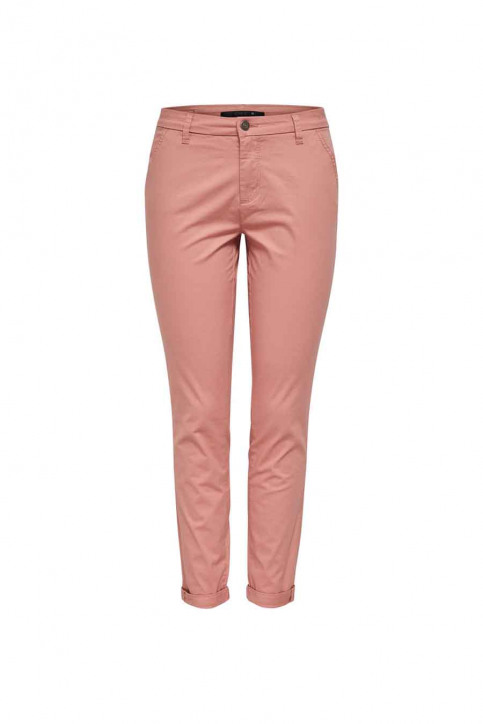 ONLY Chino's roze ONLPARIS REG SKINNY_ROSE DAWN img5