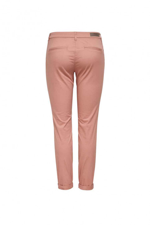 ONLY Chino's roze ONLPARIS REG SKINNY_ROSE DAWN img6
