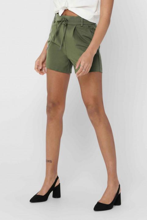 ONLY Shorts groen ONLPOPTRASH SHO_KALAMATA img1