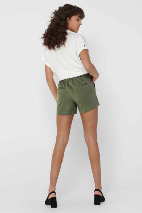 ONLY Shorts groen ONLPOPTRASH SHO_KALAMATA img3