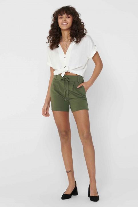 ONLY Shorts groen ONLPOPTRASH SHO_KALAMATA img4