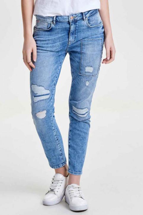ONLY Jeans coupe spécial denim ONLRELAX DNM JEANS_REA150 img1