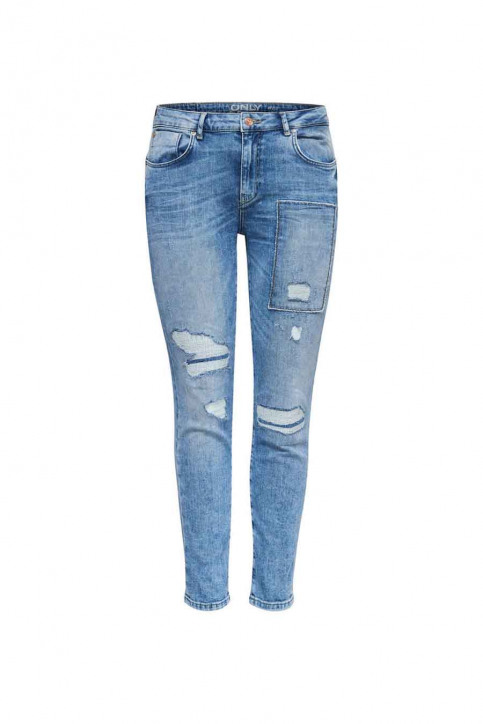 ONLY Jeans coupe spécial denim ONLRELAX DNM JEANS_REA150 img3