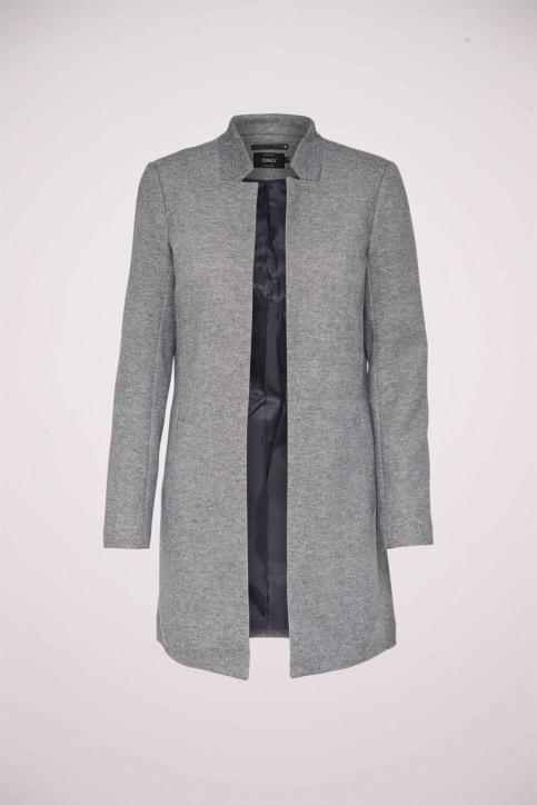 ONLY Cardigans gris ONLSOHO COATIGAN TLR_LIGHT GREY MEL img1