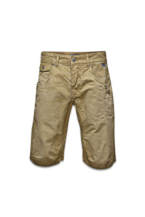 Shorts blauw OSAKA LONG SHORTS_TWILL img2