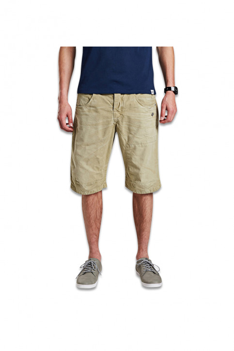 Shorts blauw OSAKA LONG SHORTS_TWILL img3