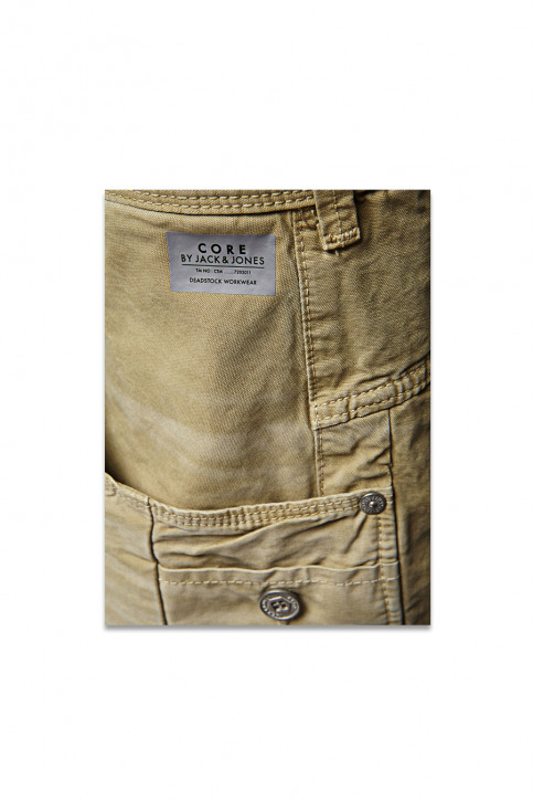 Shorts blauw OSAKA LONG SHORTS_TWILL img5