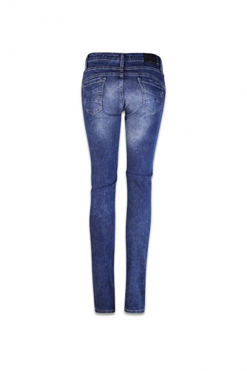 Please Jeans skinny P24IBQ2DIX_1670 BLU DENIM img2